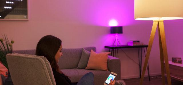 Magenta SmartHome der Deutschen Telekom mit Smart Light Serie tint von Müller-Licht kompatibel