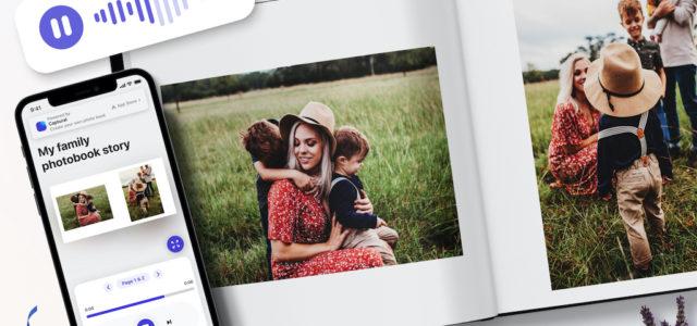 Captural Fotobuch-App gelauncht