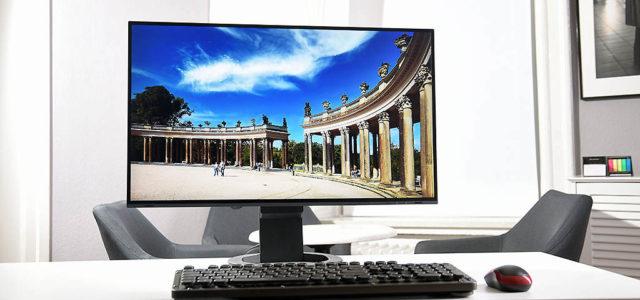 Eizo FlexScan EV2795-BK –  27 Zoll-Ideallösung für Büro, Home Office und Freizeit