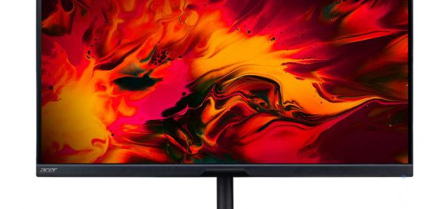 Acer erweitert Predator und Nitro Gaming – Portfolio: Drei neue Monitore mit hoher Bildwiederholrate