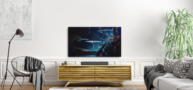 Denon Home Sortiment wird um eine Premium-Soundbar erweitert