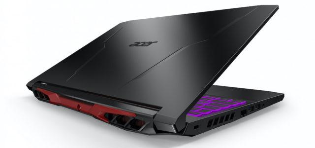 Acer stattet Nitro- und Aspire-Notebooks mit neuesten AMD Ryzen 5000 Prozessoren aus