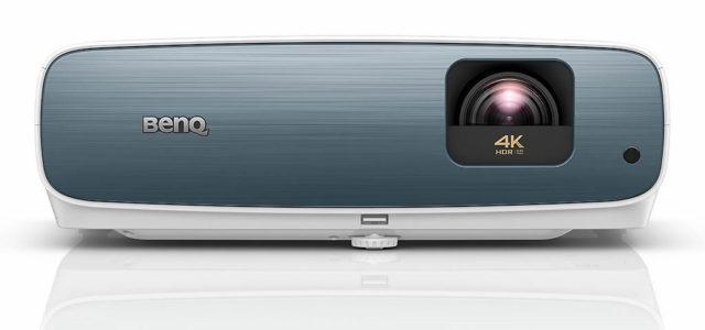 BenQ TK850i – Moderner 4K-Wohnzimmer-Projektor mit Smartfunktionen und HDR