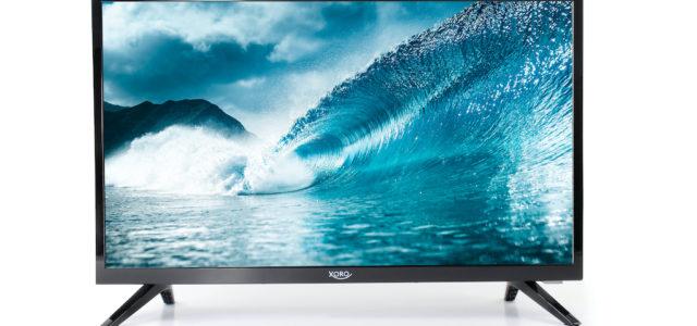 Smart TV mit 12V Anschluss von XORO