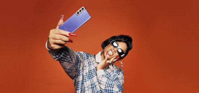 Legenden im Fokus: Rankin kreiert Content-Serie mit dem Samsung Galaxy S21 Ultra 5G