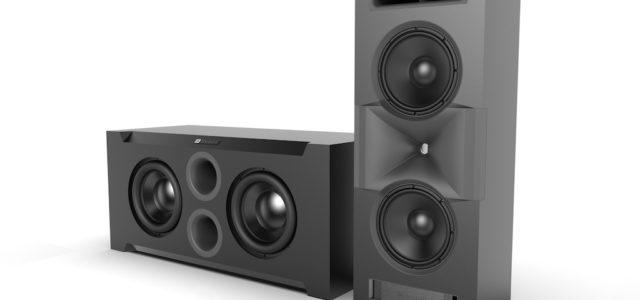 JBL Synthesis ergänzt Produkterweiterungen mit dem SCL-1 LCR Lautsprecher und dem SSW-1 Subwoofer