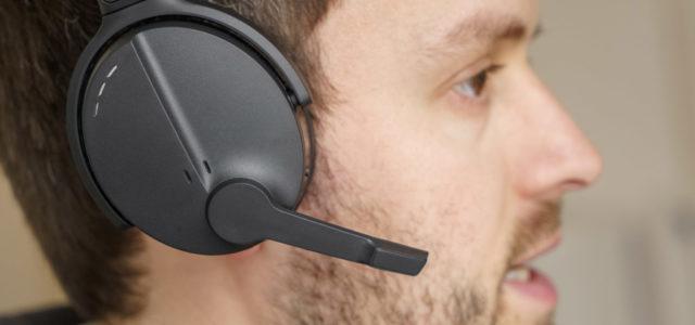 EPOS | Sennheiser Adapt 560 BT Headset – Kabelloser Office/Freizeit-Kopfhörer mit ANC
