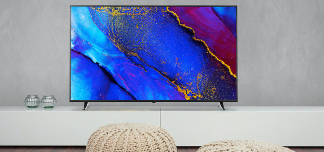 "65"" Medion UHD Smart-TV mit Wide Color Gamut – Technologie ab 25. Februar bei Aldi Nord"