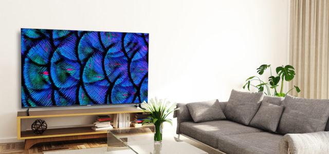 82 Zoll Ultra HD Smart-TV von MEDION für knapp 1.100 Euro