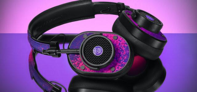 Vom Weltraum inspiriert: Master & Dynamic und Paris Saint-Germain stellen Kopfhörer-Kollektion vor