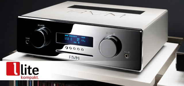 All-in-One-Player AVM Ovation CS 8.3 – Streaming-Power mit Röhren-Sound