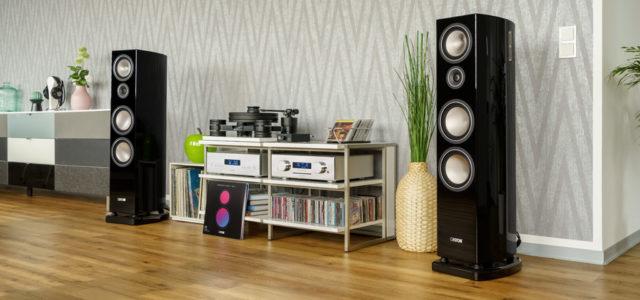 Canton Vento 896.2 – Design, Leistungsfähigkeit und musikalischer Feinsinn