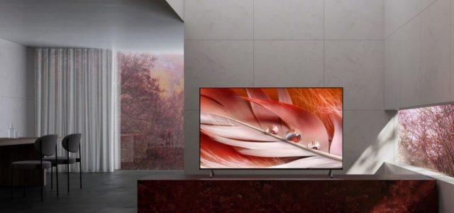 Der Sony Full Array LED-Fernseher BRAVIA XR X90J mit kognitiver Intelligenz – Jetzt vorbestellbar