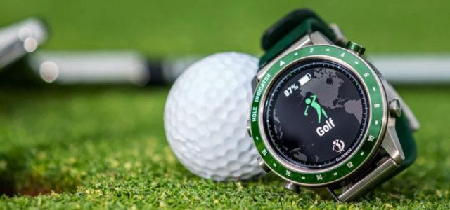 Garmin Appoarch S62: Perfekte Ausrüstung für den Tag der Golfer