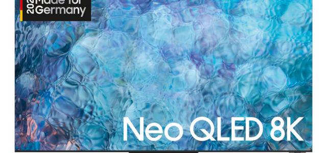 """""""Gaming TV Performance""""-Zertifikat für Samsung Neo QLED Modelle"""
