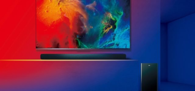 TCL Europe präsentiert neue C-Serie und Soundbar TS8132