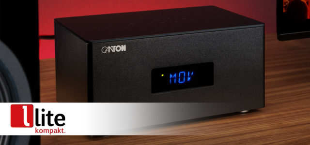 Canton Smart Amp 5.1 – Kompakter AV-Receiver mit cleverer Surround-Technik und HiRes-Streaming