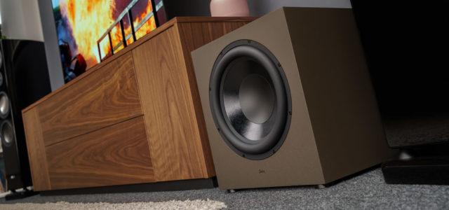 Saxx DS 12 cineSUB – Packende Bassperformance, ohne Wenn und Aber