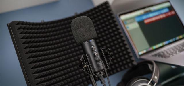 Trust GXT 259 Rudox – Preislich attraktives USB-Mikrofon mit Reflektionsfilter