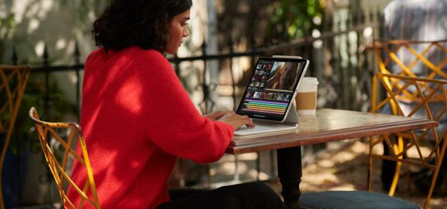 Apple neues iPad Pro mit M1 Chip,  5G und atemberaubendem 12,9″ Liquid Retina XDR Display