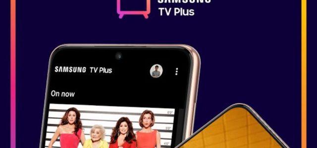 Streaming für unterwegs: Samsung weitet TV Plus auf seine Smartphones und Tablets aus