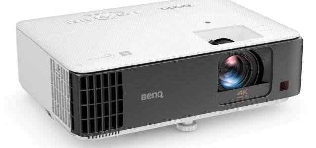 BenQ TK700STi: Lichtstarker Kurzdistanz 4K Gaming Beamer