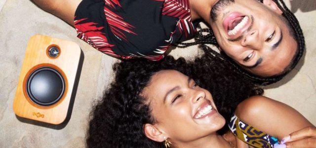Kabelloses Dreamteam im Bambusgewand: The House of Marley get together Duo-Lautsprecher