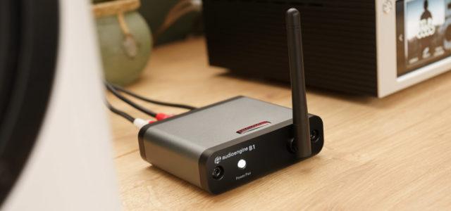 Phonosophie AE B1 – Bluetooth-Receiver für Live-Erlebnisse vom Smartphone
