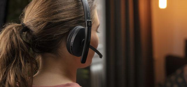 EPOS präsentiert die ADAPT 200-Linie: Eine flexible Audiolösung für mobile Mitarbeiter
