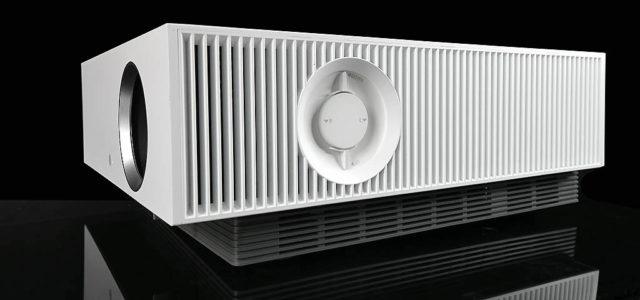 LG CineBeam AU810PW – 4K-Laser-Projektor mit CalMan und HDR für intelligentes Heimkino