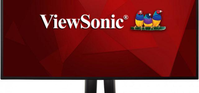 ViewSonic launcht kalibrierbaren Monitor – VP2468A