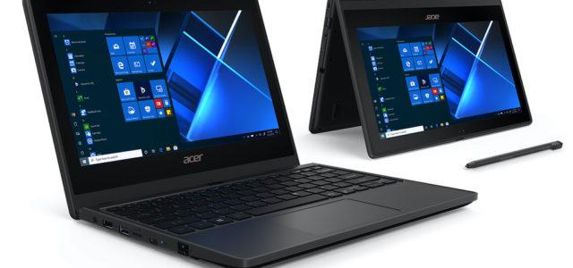 Digitales Lernen leicht gemacht – Jetzt das Acer TravelMate Spin B3 zum Aktionspreis sichern
