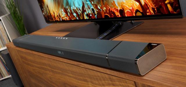 Philips Fidelio B97 – Wandlungsfähige Soundbar für echten Surround-Klang