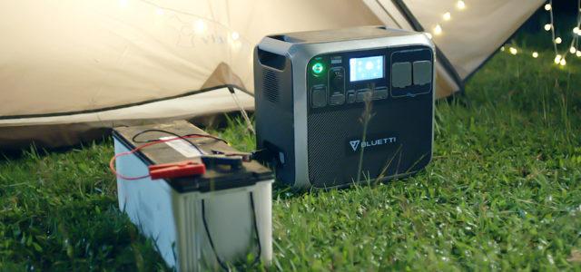 Powerstation Bluetti Power Oak AC200P