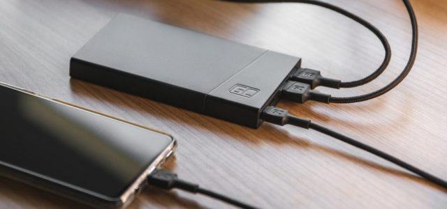 GC PowerPlay10S: Neue Powerbank von Green Cell bietet 36h Strom