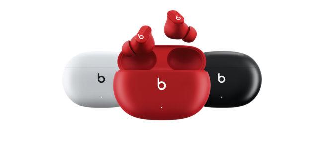 Beats Studio Buds – großer Sound, klein verpackt!