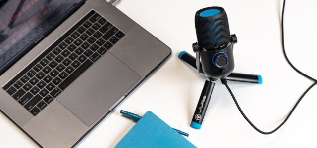 JLab Talk-Serie für den guten Ton: Plug-and-Play USB-Mikrofone