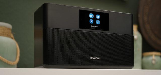 Kenwood CR-ST80DAB – DAB-Tischradio für jederzeit und überall