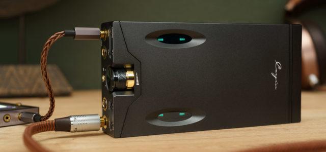 Mobiler Kopfhörerverstärker Cayin C9 – Reinster Klang mit Röhrenstufe