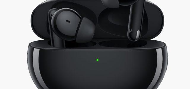 OPPO Enco Free2: Intelligente True-Wireless-Kopfhörer mit aktiver Geräuschunterdrückung