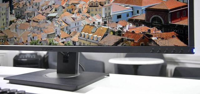 ViewSonic VG3456 – 34-Zoll CinemaScope-Monitor für Büro und Zuhause