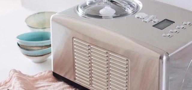 Für die eiskalte Abkühlung an heißen Sommertagen – Wilfa präsentiert die VANILJE Eismaschine