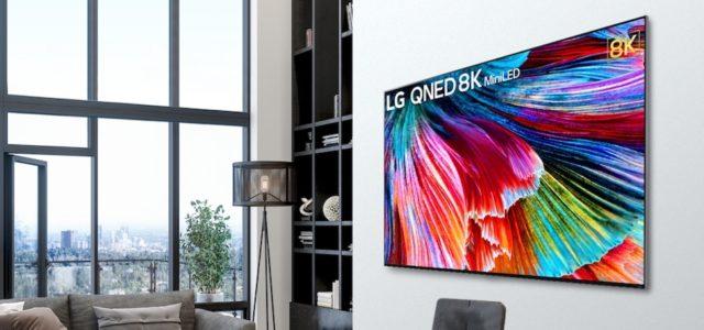 Weltweite Einführung der neuen LG QNED MiniLED TV-Geräte setzt neuen Standard für LCD-Bildqualität