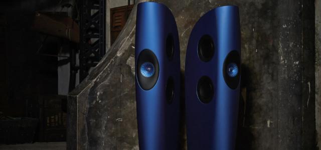 Luxus-Sound für die Ohren von KEF mit der MUON, BLADE und BLADE TWO