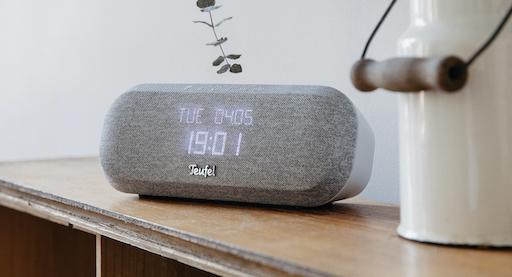 Aufwachen klang noch nie so gut – Teufel RADIO ONE: der HiFi-Wecker