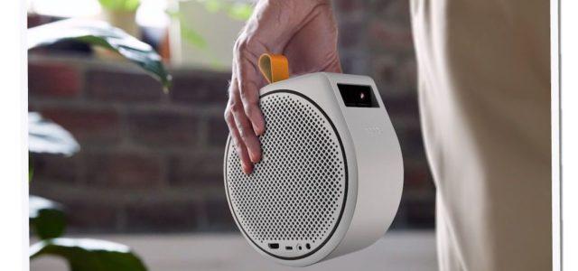 BenQ GV30: Der neue tragbare LED Beamer für ein cooles Kino-Erlebnis mit sattem Sound