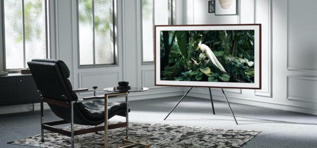 Noch mehr Raum für Design: Samsung bringt The Frame in 85 Zoll auf den Markt