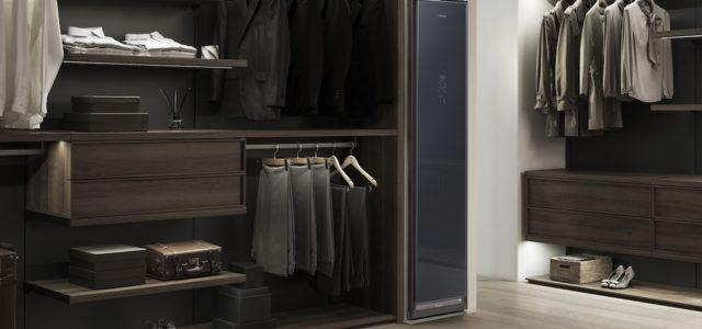 Verstärkung für die Textilpflege: Samsung bringt Bespoke AirDresser auf den deutschen Markt