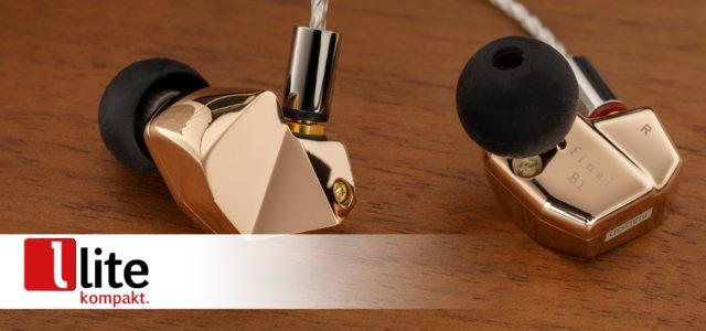 Final B1 – Edel-In-Ear mit Klasse-Klang