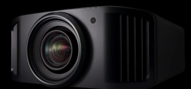 Neue JVC Laser-Projektoren erstmals mit 48 Gbps 8K Eingängen